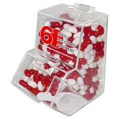 The new Pick N Mix Sweet Dispenser makes a truly original and different corporate gift this Christmas. Call the team at Code Promotional Merchandise for more details. Corporate Outfits, Corporate Gifts, Personalised Sweets, Promotional Pens, Pick And Mix, Business Gifts, Ceramic Mugs, Sweet Tooth, Coding