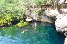 Cenote Jardin de Eden; A Garden of Eden in the Jungles of Mexico - Shawna Coronado