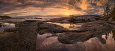Coastal Ponds by Janne Kahila on 500px