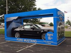 The Mustang Gift Box - ultimate holiday gift!!!