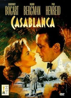 Casablanca is a 1942 American romantic drama film directed by Michael Curtiz and based on the unpublished stage play Everybody Comes to Rick's by Murray Burnett and Joan Alison.