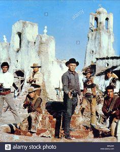 Robert Fuller - Return Of The Seven Larry Cohen, Warren Oates, Robert Vaughn, Robert Fuller, Yul Brynner, The Magnificent Seven, Charles Bronson, Next Film, Western Film