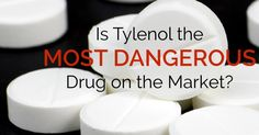 I am continually surprised at the FDA's complete failure at keeping our food and drug supply safe. Many people reach for this medication below for themselves, their children daily. I even remember commercials where this…