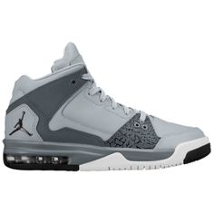 buy online ad7d0 d933d Jordan Flight Origin - Boys  Grade School - Wolf Grey Black Cool Grey
