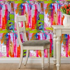 lindsay cowles art: wallpaper sample shots