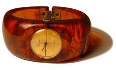 Bakelite Watch, 1930s