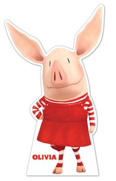 Olivia the Pig Stand Up