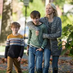 Naomi Watts, Jacob Tremblay, and Jaeden Lieberher in The Book of Henry (2017) - Click to expand