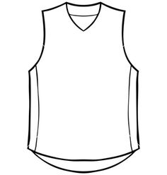 Blank Basketball Jersey Template - Fitness and Exercises, Outdoor Sport and Winter Sport Basketball Clipart, Free Basketball, Basketball Party, Basketball Birthday, Basketball Gifts, Basketball Uniforms, Love And Basketball, Basketball Memes, Softball Gifts