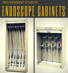 Merveilleux Endoscope Cabinets Available In Two Sizes