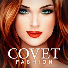 Covet Fashion : Un jeu de vêtements, de coiffures et de shopping