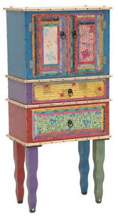 1000 Images About Hand Painted Furniture On Pinterest