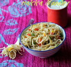 Great-Secret-Of-Life: Hakka Noodles