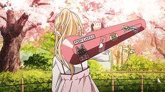 The Random Review: Shigatsu wa Kimi no Uso - Anime