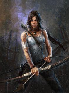 Tomb Raider Reborn 2 A by darkpaganus.deviantart.com on @DeviantArt