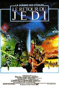 to : Star wars - Episode le retour du Jedi Film Star Wars, Star Wars Poster, Harrison Ford, Star Wars Episode 6, Le Retour Du Jedi, Film Mythique, Film Science Fiction, Films Hd, Movies And Series