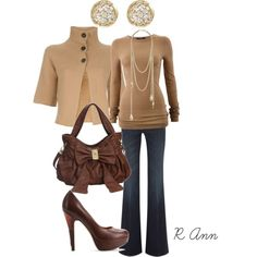 A fashion look from March 2012 featuring crop top, low rise jeans and vince camuto shoes. Browse and shop related looks.