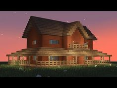 BUILDING MY REAL HOUSE IN MINECRAFT! This is my real house, only in minecraft. We do a side by side comparison at the end, rate it in the comments on how wel...