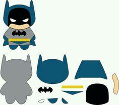 Molde Batman