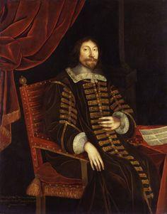 Portrait de William Lenthall, 1643-56 artiste inconnu