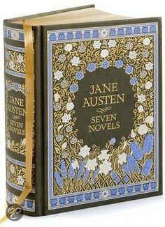 Jane Austen - Such a pretty book as well..