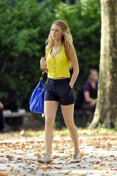 How to dress like Serena Van Der Woodsen via the dauphine