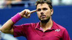 US Open 2016: Stan Wawrinka stuns Novak Djokovic to win the Men's final - BBC Sport