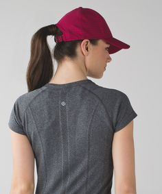 3f149a8e This classic ball cap was designed with plenty of reflectivity so you can  run from dawn
