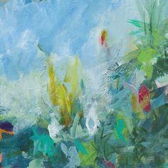 A Rain Forest Wandering by Jan Weiss on Artfully Walls