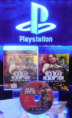 Red Dead Redemption Game Of The Year Edition PlayStation 3 / PS3 FREE Postage