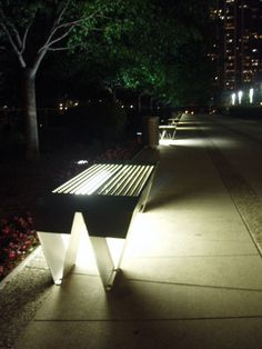 Benches & Seating