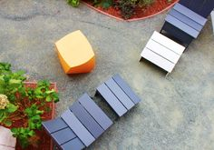 Stay cool and connected in our secret outdoor relaxation spots. Modern furniture never looked so inviting. Stay Cool, Santa Clara, Avatar, Modern Furniture, Cool Stuff, Outdoor, Cool Things, Outdoors, Outdoor Games