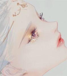 anime, art, and girl Bild Chibi Manga, Manga Anime, Anime Art Girl, Manga Girl, Anime Angel Girl, Anime Girls, Pretty Art, Cute Art, Character Illustration