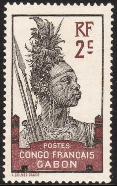 Currently at the Catawiki auctions: Gabon - Collection incl. postage due stamps Old Stamps, Rare Stamps, Vintage Stamps, Postage Stamp Art, African History, African Art, Fosse Commune, Postage Stamp Collection, Abstract Art