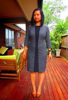 Pattern Reviews> Simplicity> 1060 (Misses' & Plus Size Amazing Fit Dress)