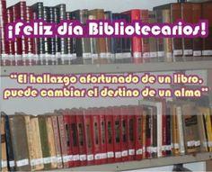 dia del bibliotecologo
