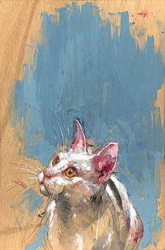 "Saatchi Online Artist Jeff Faerber; Unknown, ""Eli"" #art"