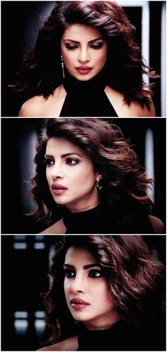 Priyanka - on Quantico