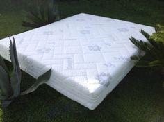 Esclusivo materasso Galaxy Triform con tessuto bekinox certificato GreenFirst