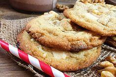 Weiche White Chocolate Chip Cookies