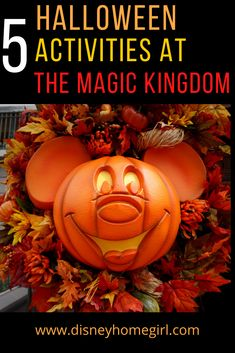 There's no Mickey's Not So Scary Halloween Party, but there is plenty to celelebrate at the Magic Kingdom during Halloween! Disney Planning, Disney Tips, Scary Halloween, Halloween Party, Magic Kingdom, Disney Vacations, Pumpkin Carving, Make It Simple, Spooky Halloween