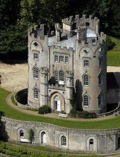 midford castle, somerset, england