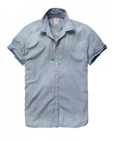 Short-sleeved shirt in different dessins - Shirts - Official Scotch & Soda Online Fashion & Apparel Shops