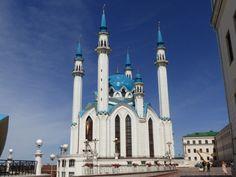 La mosquée Qolşärif #instantVDS16
