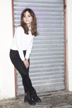 jenna coleman jeans - Google Search