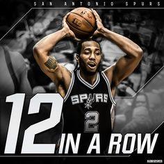 Spurs Kawhi Leonard. Go Spurs Go. 12 in a row San Antonio Spurs 14b01c069