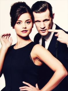 JENNA IS SEXY ENOUGH TO GIVE JOAN (FROM MAD MEN) A RUN FOR HER MONEY!!!! Doctor Who Official on Tumblr - Favorite Celebrity Meme: Jenna-Louise Coleman for...