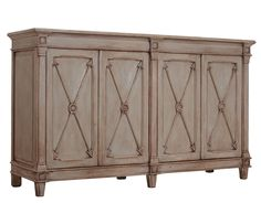29938 Marksman Cabinet Medium Finish , Sarreid Ltd W 66 D 20 H 39 #5Foot #6Foot $3112.50