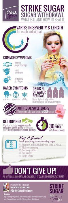 Balanced blood sugar levels help cut those insatiable sugar cravings. A healthy gut also helps! | Sugar Detox