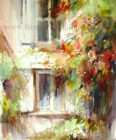 ...Counting down the days: Just 40 days left to Tuscany, 60 days to Paris....a few months to Aiguillon...Come and paint with me in Italy  a...